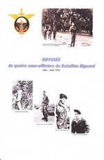 Odyssée de 4 sous-officiers du Bataillon Bigeard